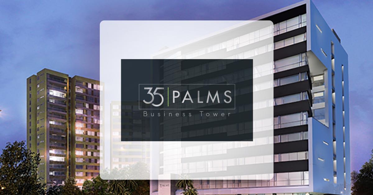 Contacto del proyecto 35 Palms en El Poblado 35 Palms Las Palmas