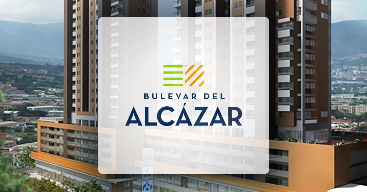 contacto proyecto Bulevar del Alcazár en Sabaneta