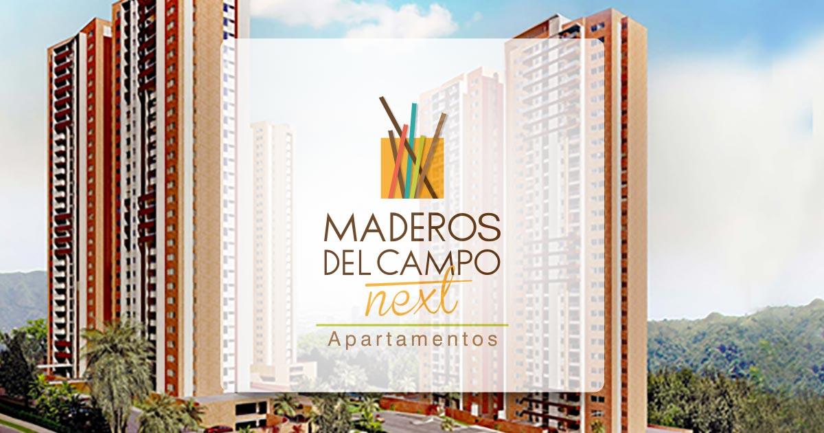contacto del proyecto Maderos del Campo Next en Sabaneta