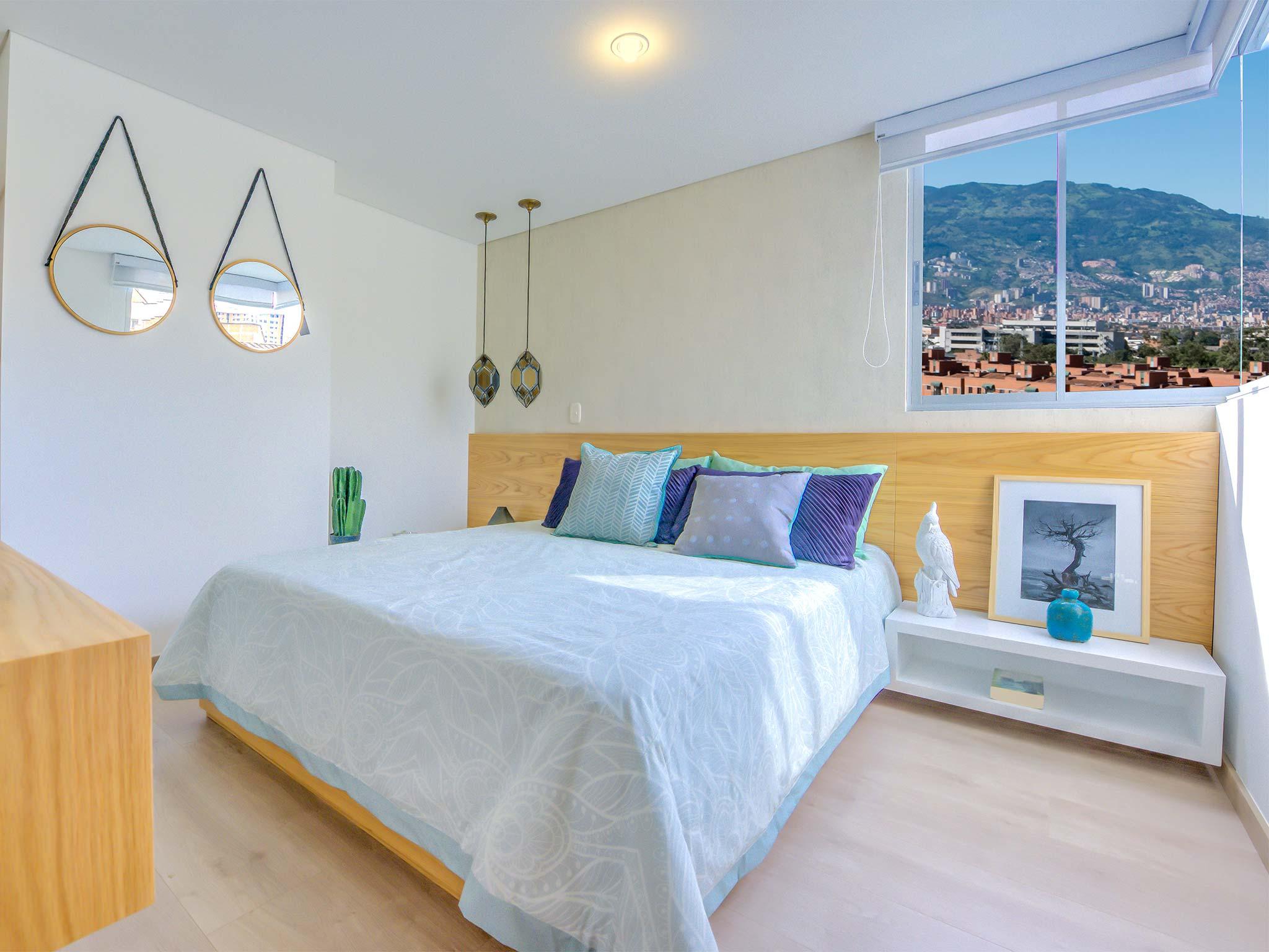 Bulevar del Alcázar - Apartamento modelo - Apartamentos Sabaneta