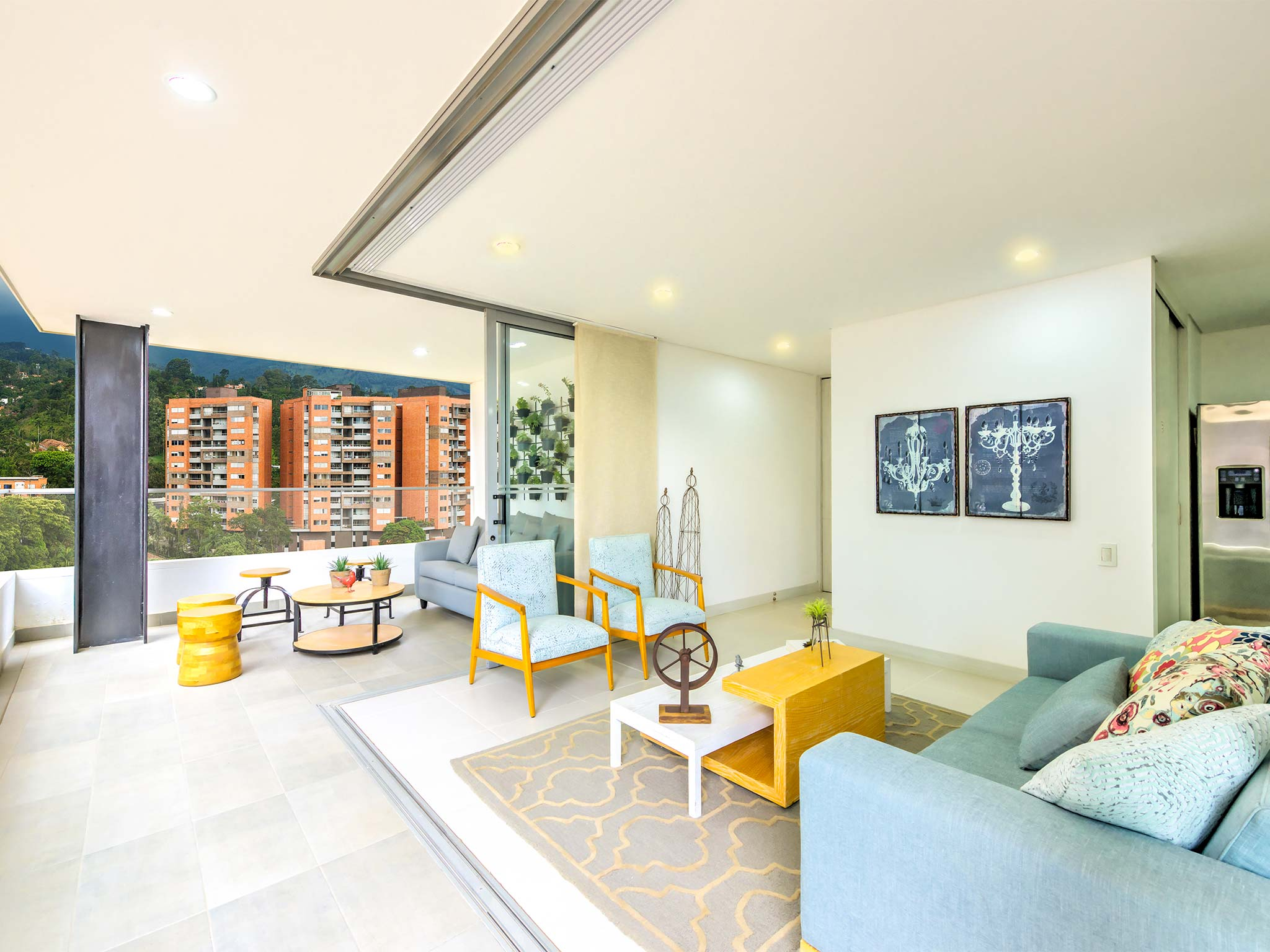 Fotos nativo arena bienes bienes constructores for Apartamento modelo