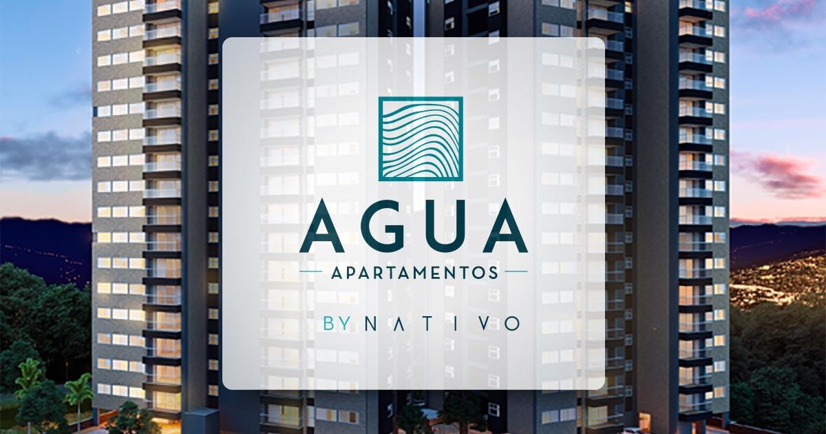 APARTAMENTOS EN ENVIGADO - AGUA BY NATIVO
