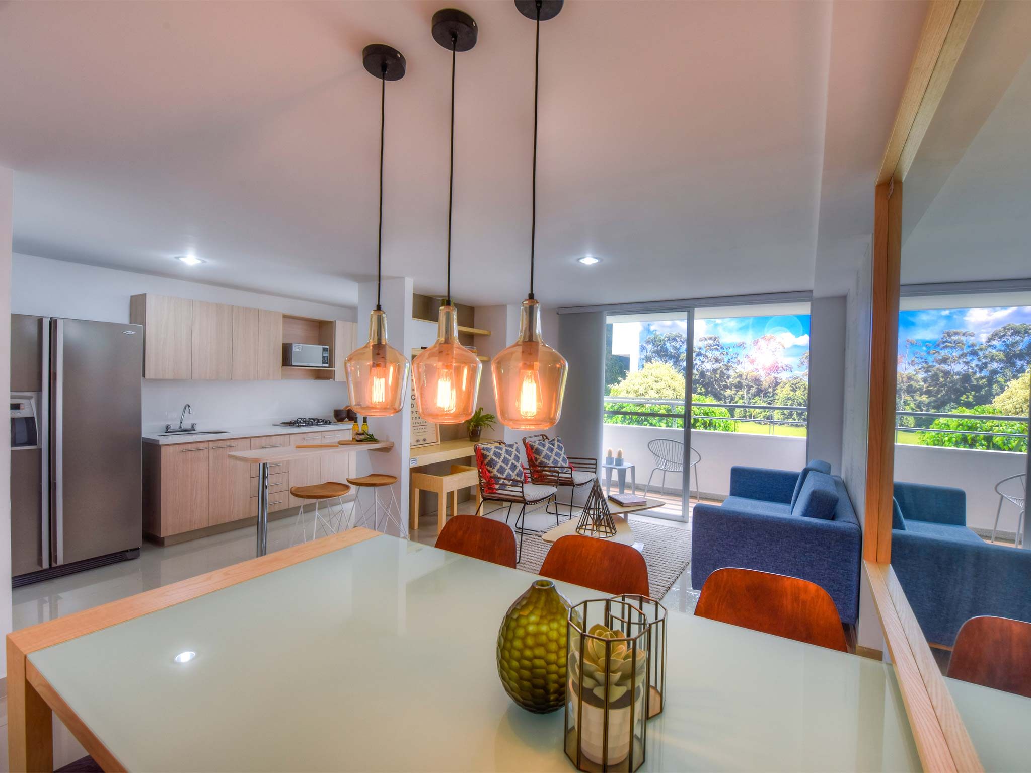 Reserva Del Parque Apartamentos Nuevos En El Coraz N De Itag  # Muebles Medellin Itagui