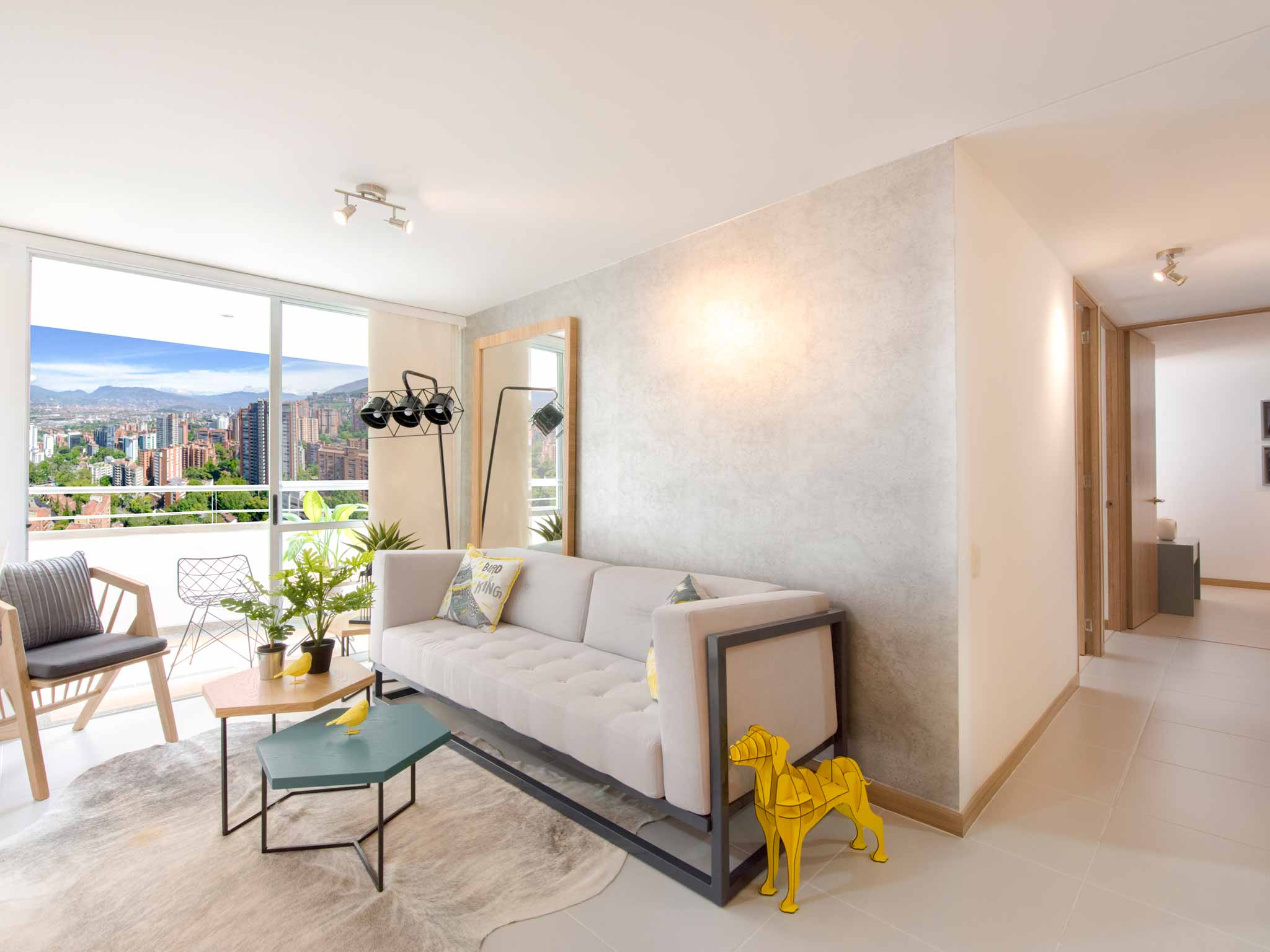 Apartamentos en Itagüi – Proyecto Olivo