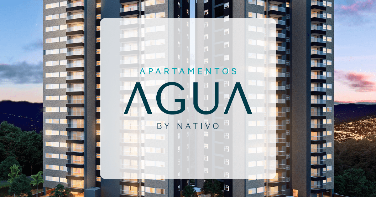 AGUA BY NATIVO
