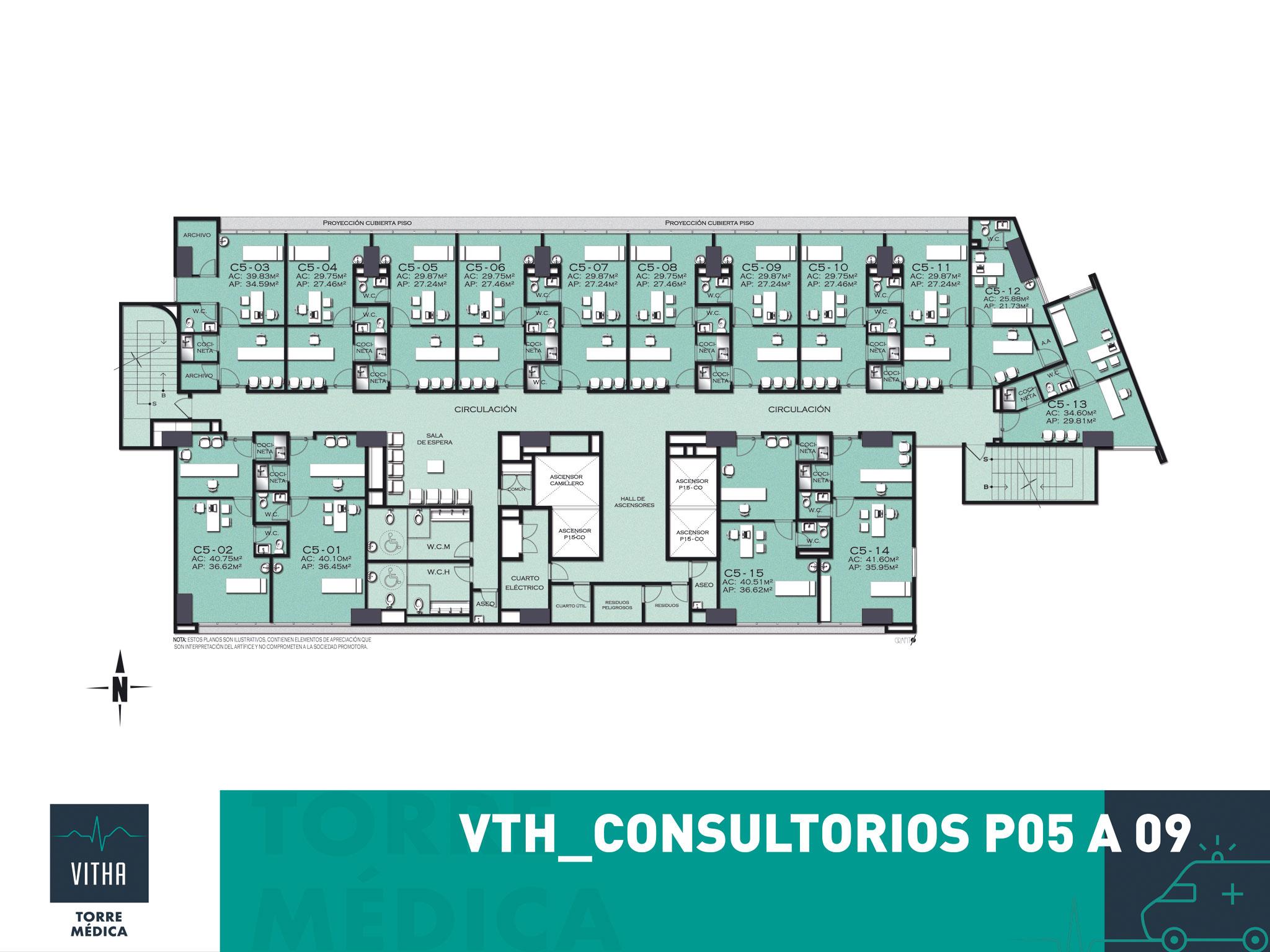 Vitha - Locales consultorios y oficinas en Medellín